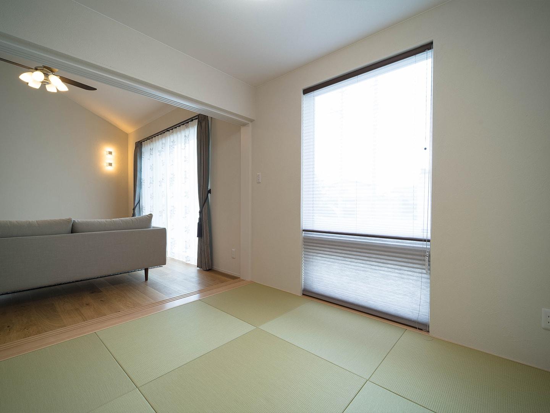 「開放感と暮らす平屋」scene.03 完成見学会-十和田市-T様邸