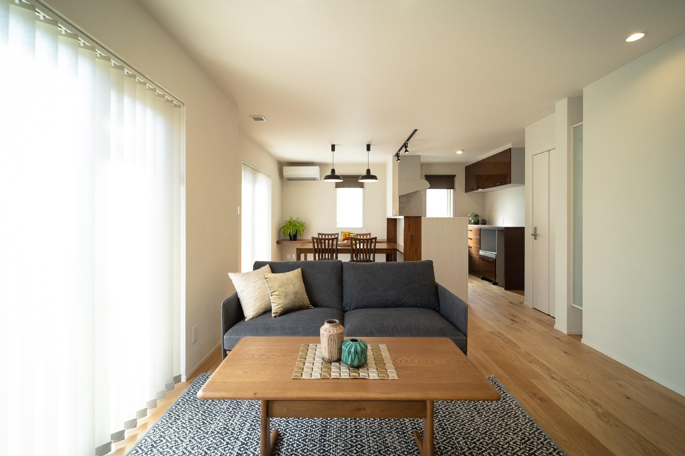 LDK-八戸市-内覧会「調和する家」