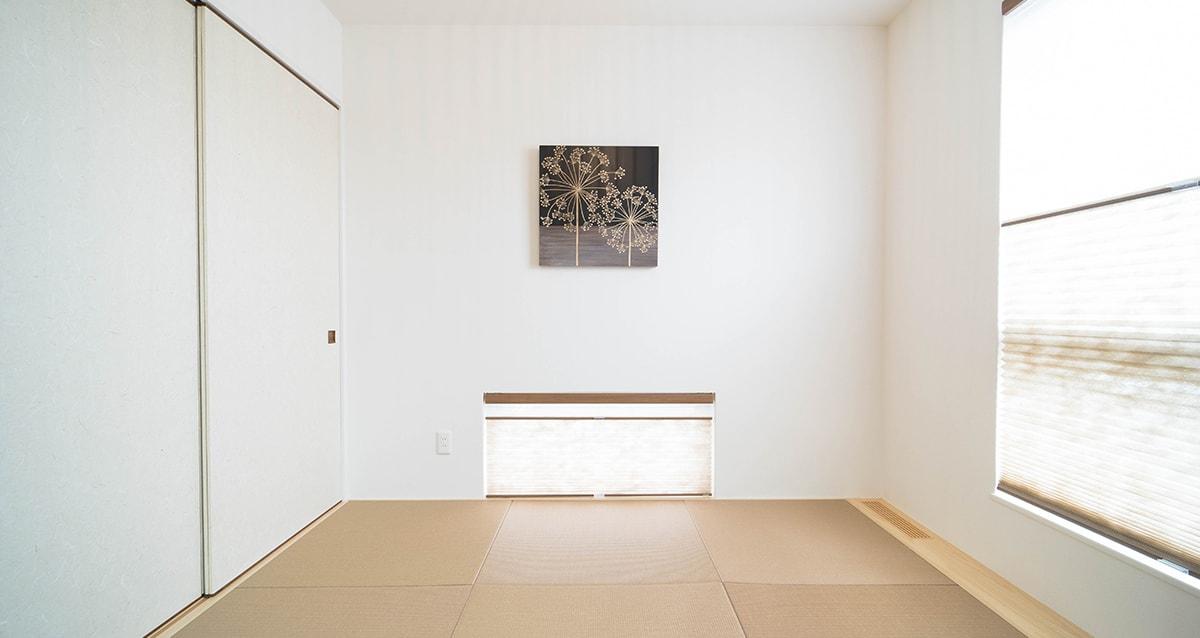 八戸モデルハウス「スタイリッシュガレージ13」