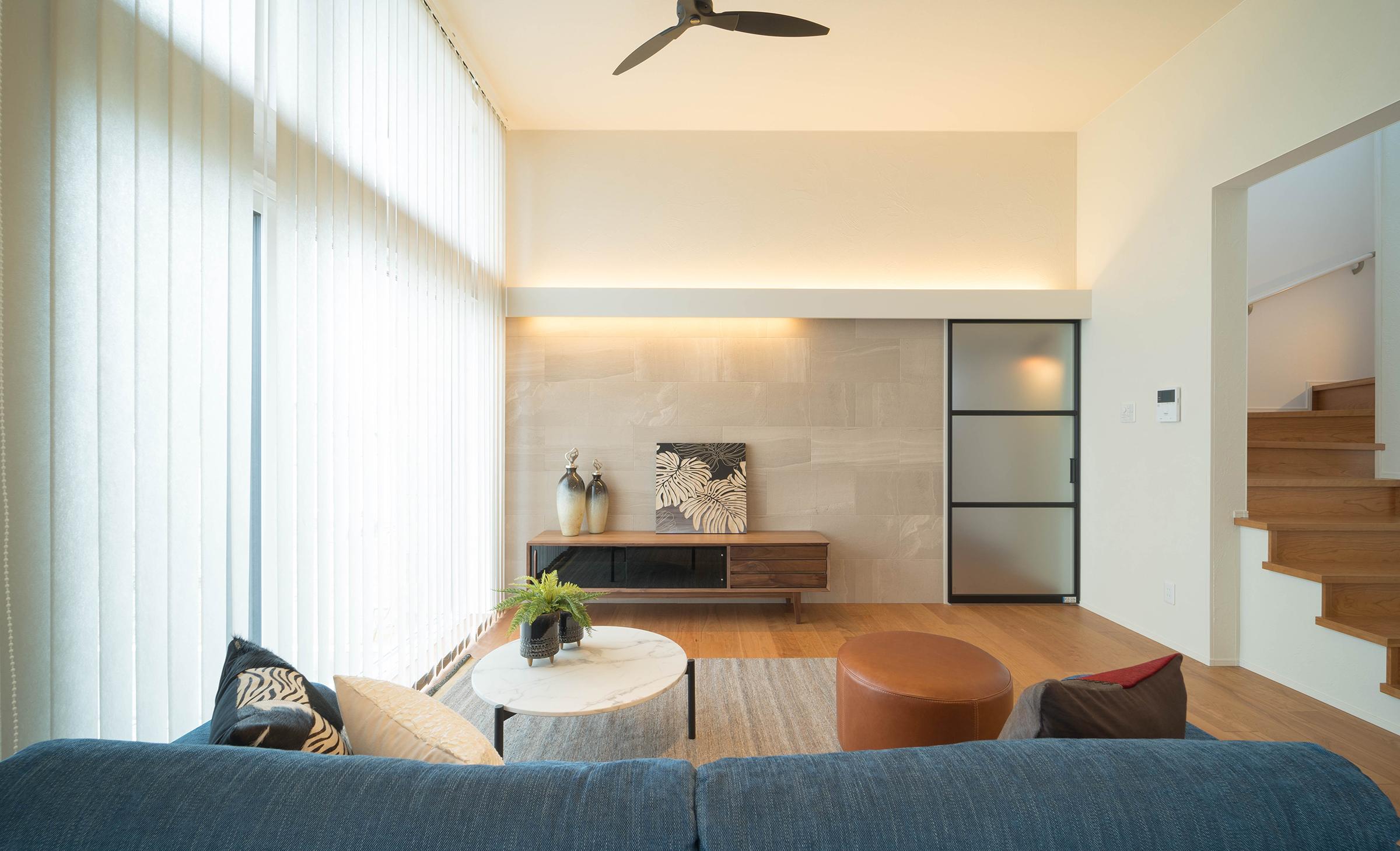 小松ヶ丘モデルハウス「リゾートスタイルの家03」