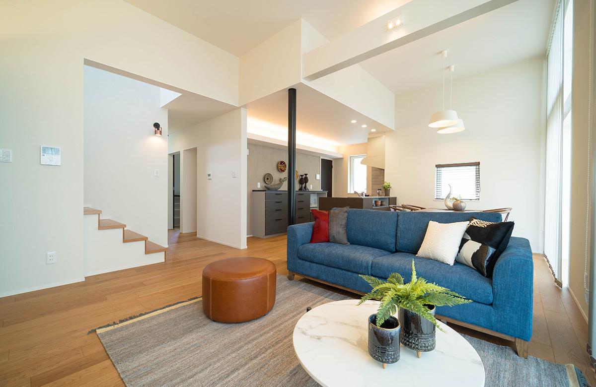 小松ヶ丘モデルハウス「リゾートスタイルの家04」