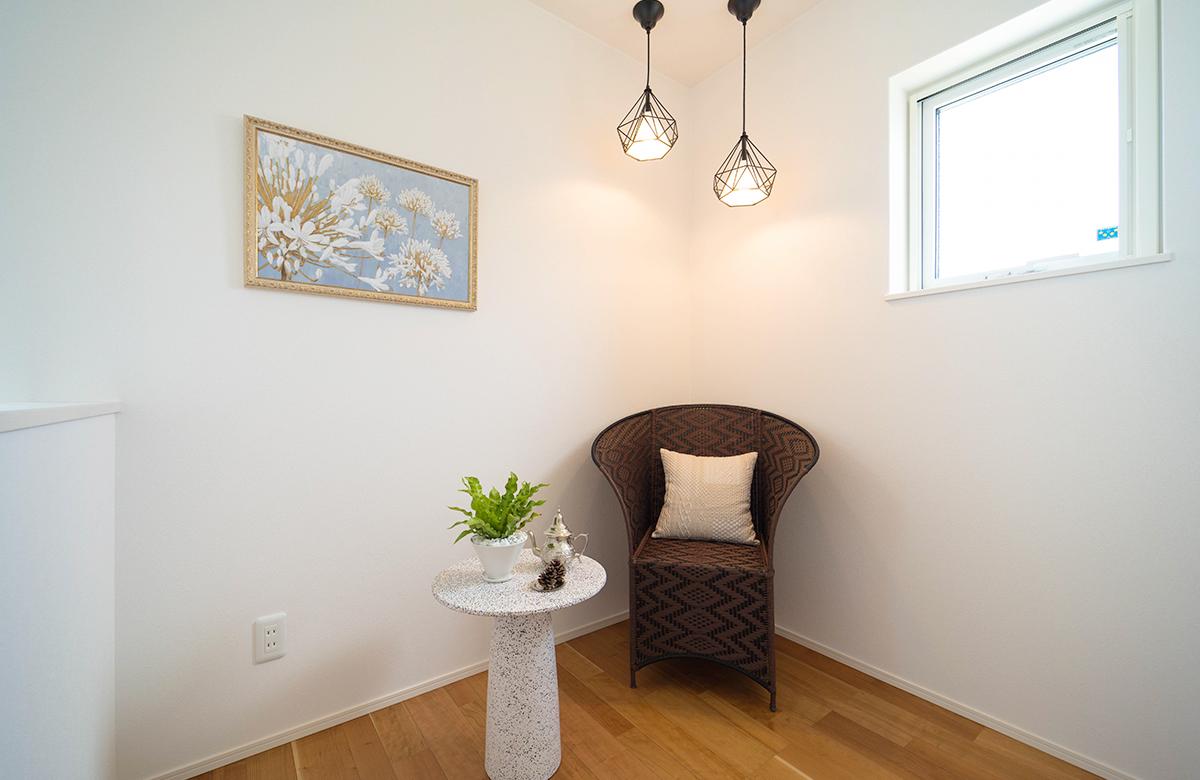 小松ヶ丘モデルハウス「リゾートスタイルの家06」
