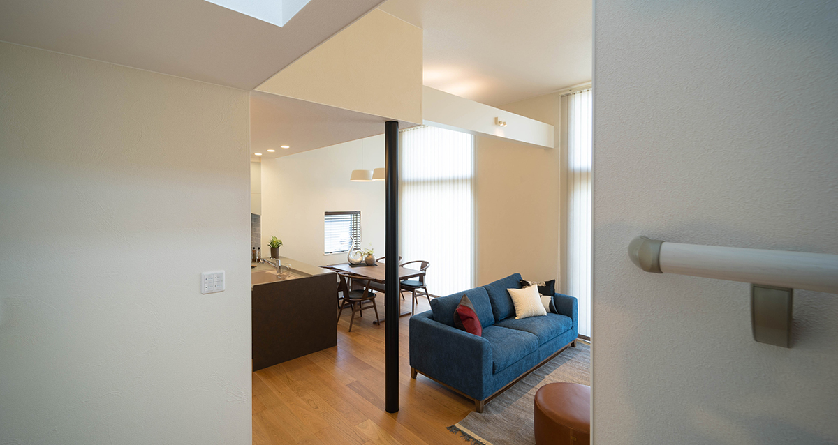 小松ヶ丘モデルハウス「リゾートスタイルの家10」