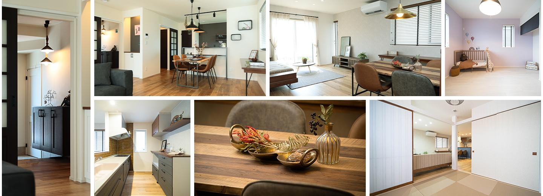 Collageの家ギャラリー02
