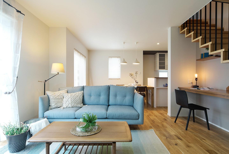注文住宅で階段下をうまく活用するアイディア