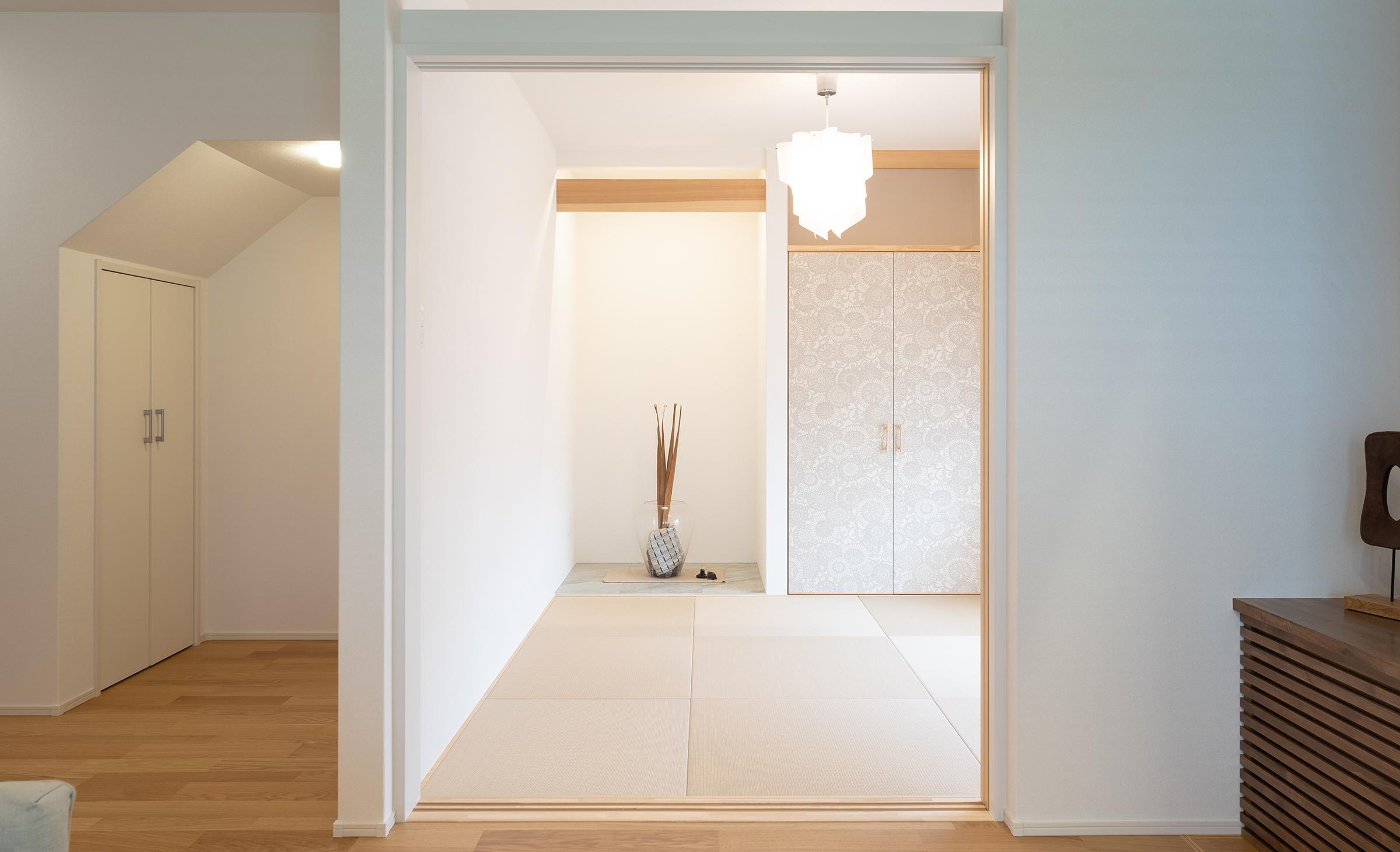 十和田市-内覧会「展望大窓のある家」03