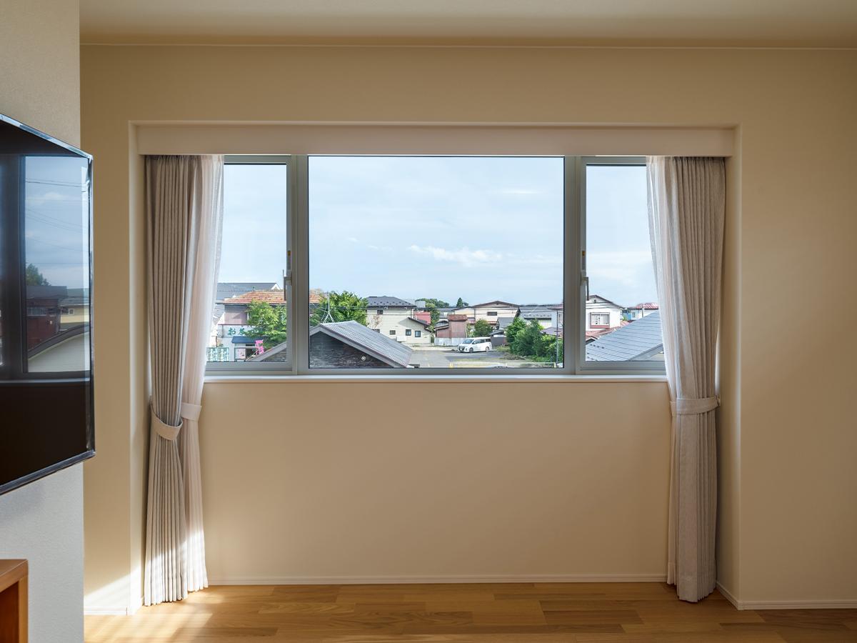 十和田市-内覧会「展望大窓のある家」10